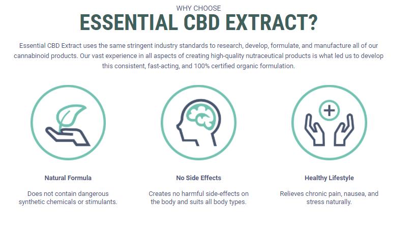 Why Should You Choose Essential CBD Extract?