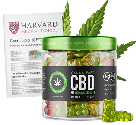 Cannaleafz CBD is a powerful natural pain relief formula that provides complete relief, It's Completely Safe and Effective CBD Gummies.