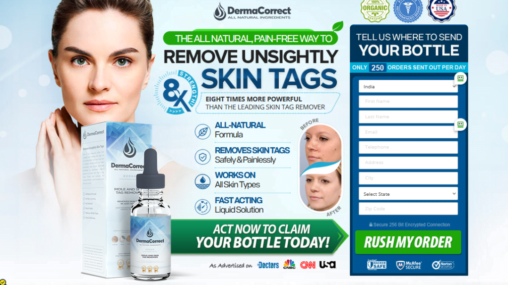 DermaCorrect review will know the most painless and wallet-friendly method for removing skin tags.