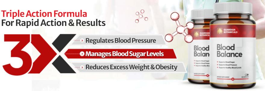 Guardian Botanicals Blood Balance Reviews- [AU] Does Blood sugar support Formula Work? - Supplements Tree
