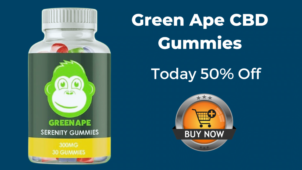 Green Ape CBD Gummies Reviews are a great way to help people with sleep problems, anxiety, stress, chronic inflammation, and other medical concerns.